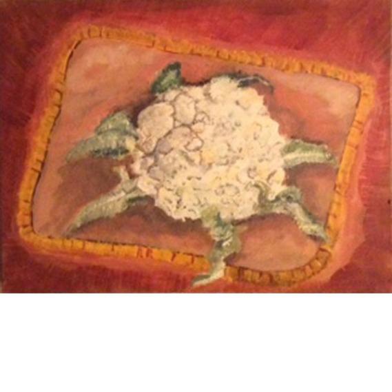 a-creeping-cauliflower-oil-on-canvas